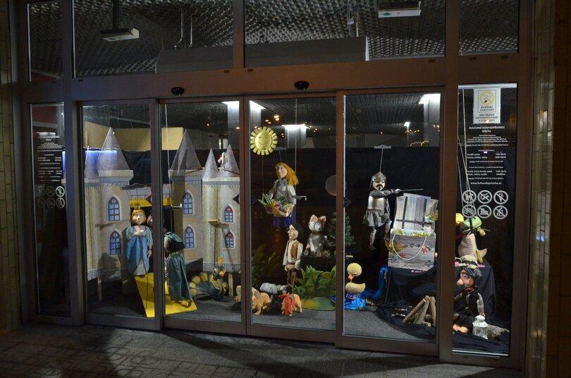 VÝSTAVA: Výstava loutek