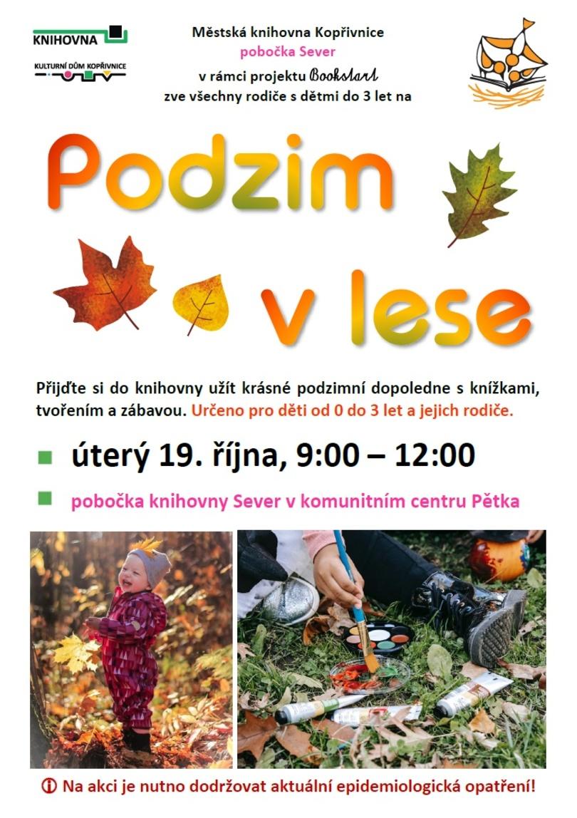 PRO DĚTI: Bookstart: Podzim v lese