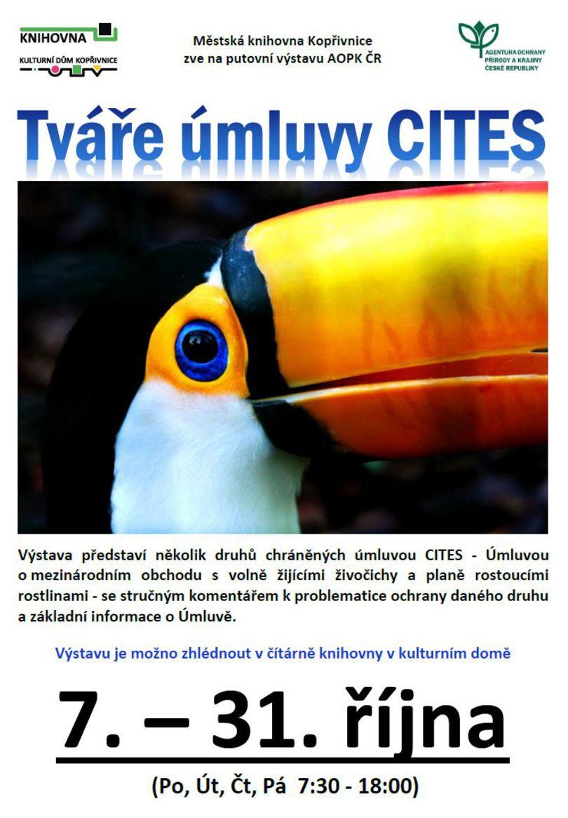 VÝSTAVA: Tváře úmluvy CITES