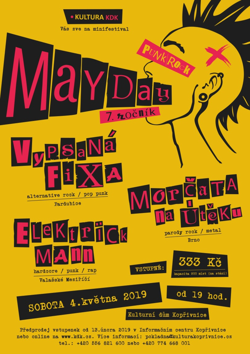 FESTIVAL: MAY DAY