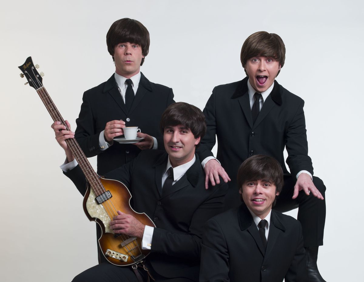 KONCERT: THE BACKWARDS - Beatles revival